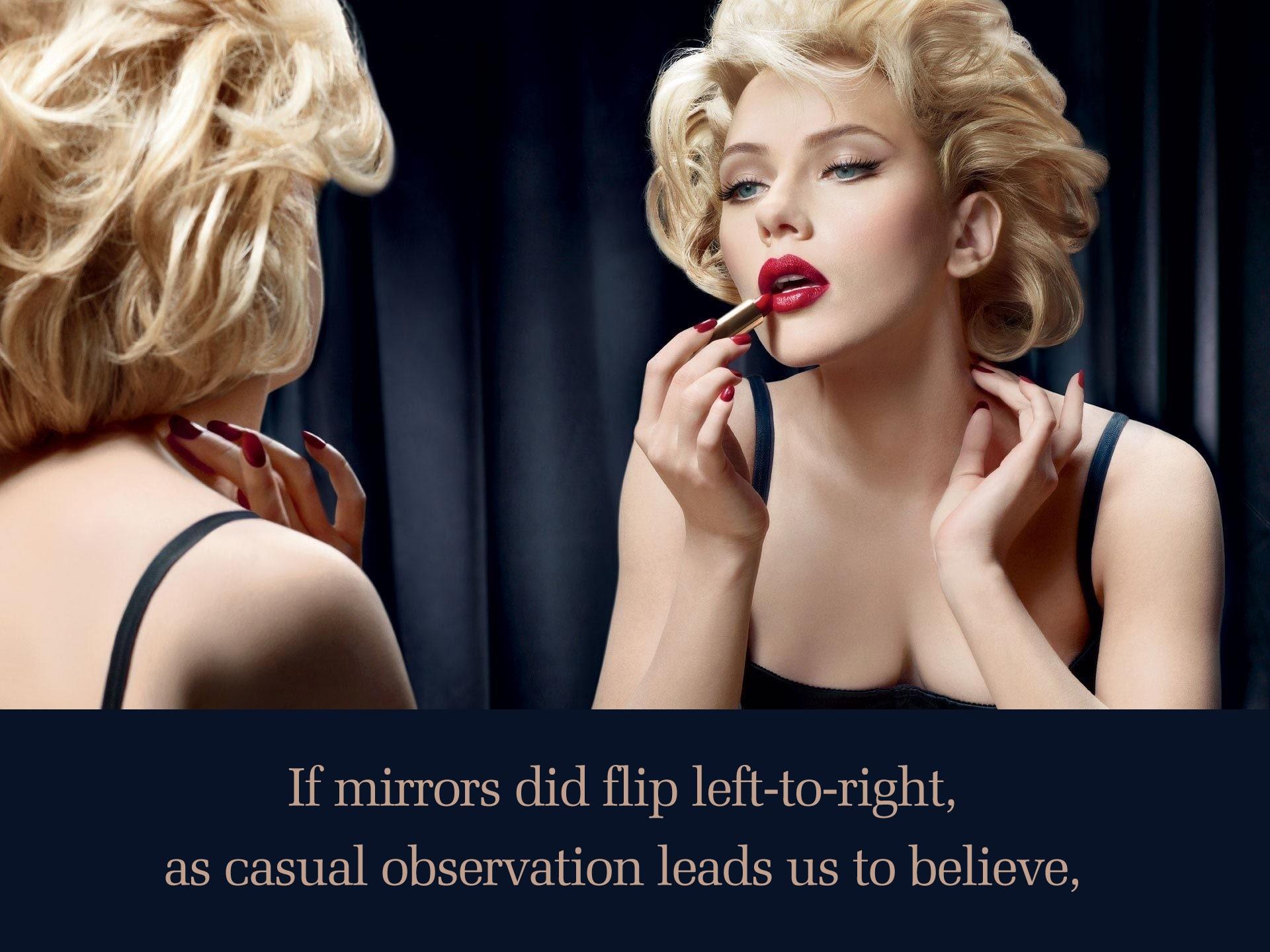 Scarlett Mirror Unflipped